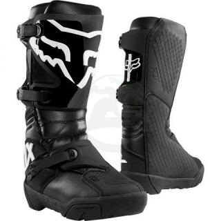 Offroadové boty FOX COMP X BOOT-BLACK MX20